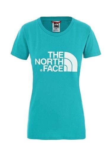 The North Face Kadın S/S Easytişört- Eu Nf00C256H8E1 Yeşil